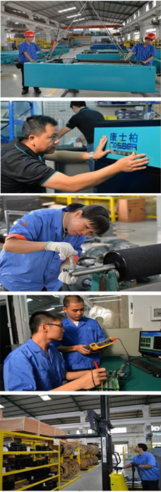 Cosber Factory Vehicle Inspection Equipment